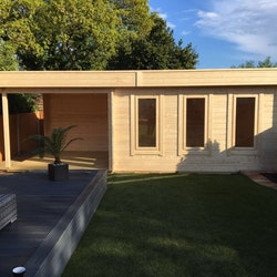 Deluxe Studio Cabin 12 Mono + Veranda